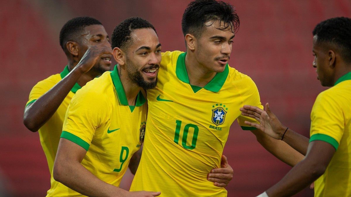 Квартет из Шахтера не спас Бразилию U-23 от поражения Египту