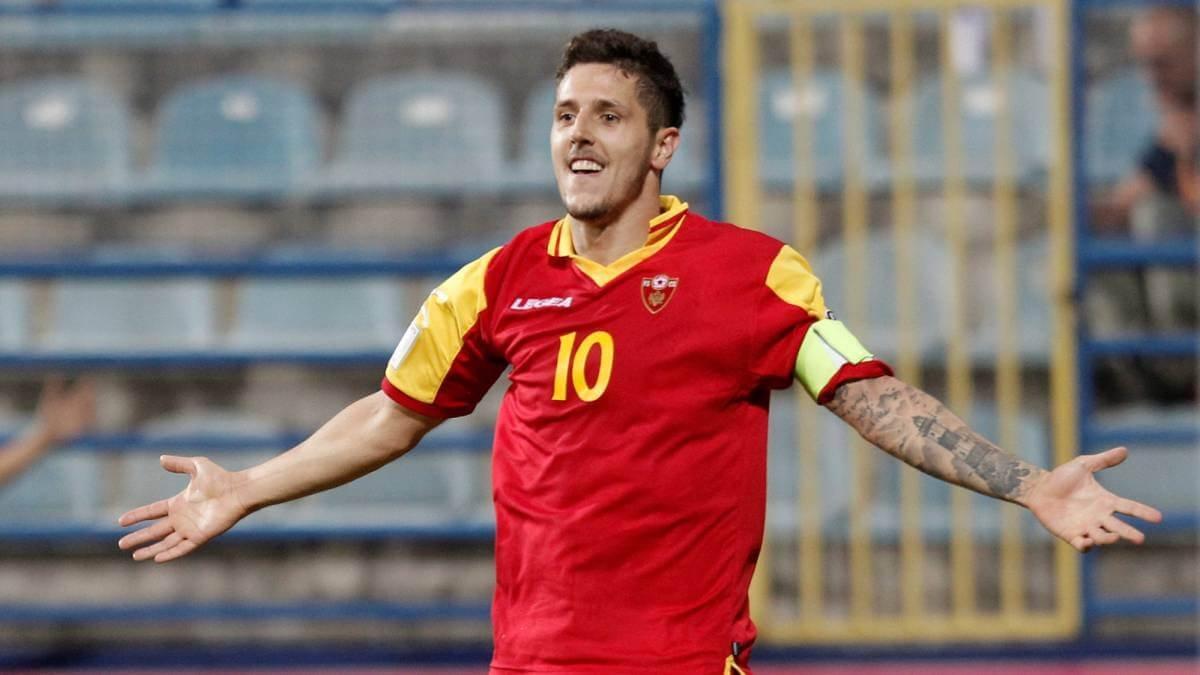 Лига наций: Черногория уничтожила Кипр и поднялась в дивизион B, Люксембург без Жерсона не справился с Азербайджаном
