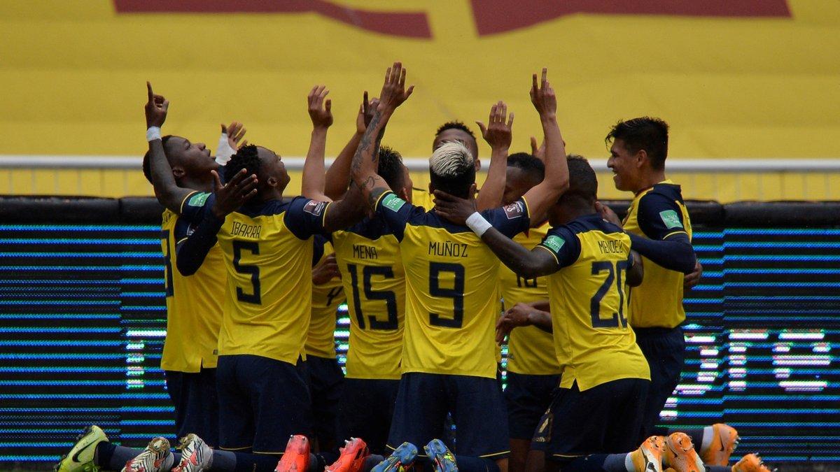 ЧС-2022: Еквадор несподівано знищив Колумбію, Відаль не врятував Чилі від поразки проти Венесуели