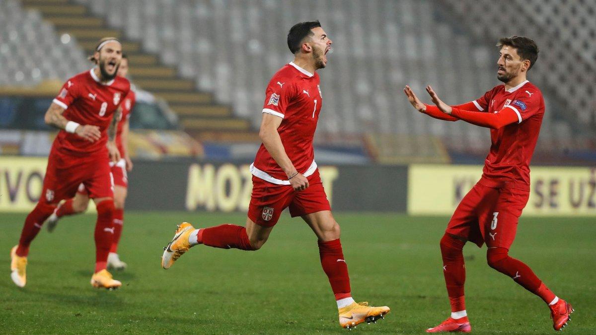 Сербія принизила Росію, забивши 5 голів: сумні перспективи росіян на Євро, розплата за Дзюбу та воскресіння Йовіча