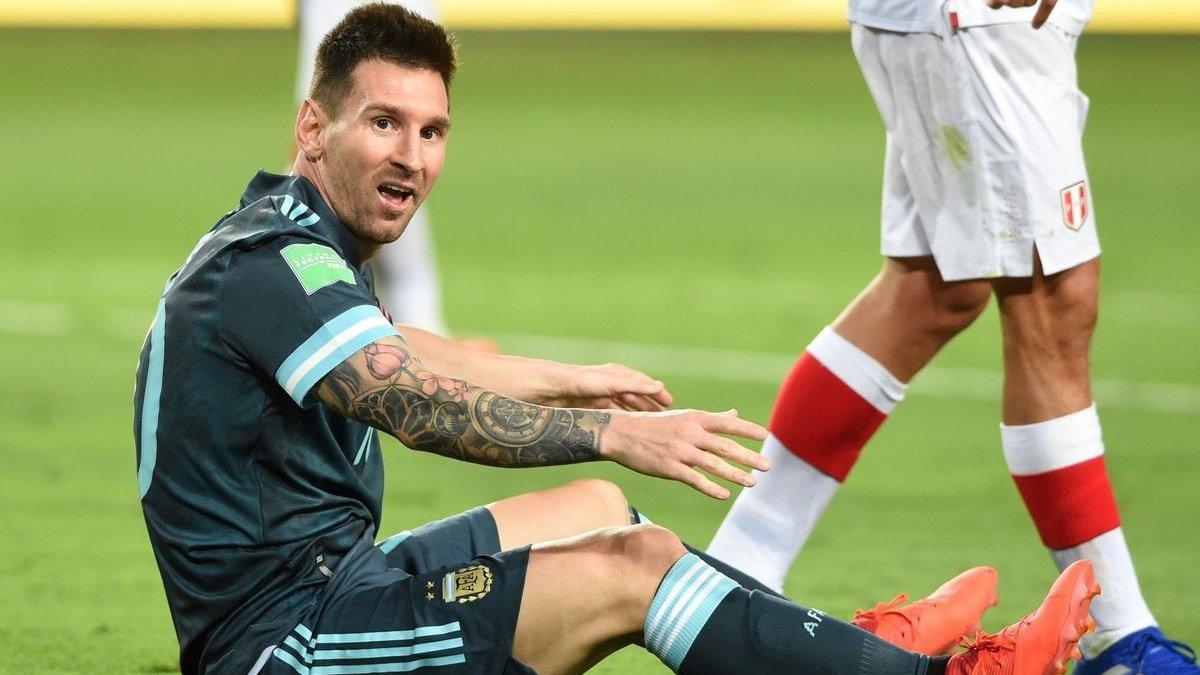 Мессі встановив історичний рекорд у складі збірної Аргентини