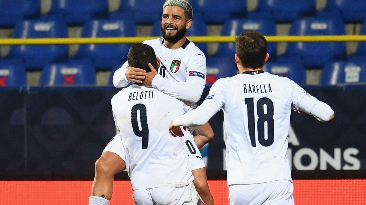 Ліга націй: жахлива помилка Куртуа не завадила Бельгії взяти перше місце, Італія у фіналі 4-х, Ісландія знову без очок