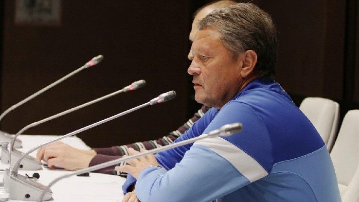 Маркевич: Швейцарцы не переиграли бы сборную Украины даже в ослабленном составе