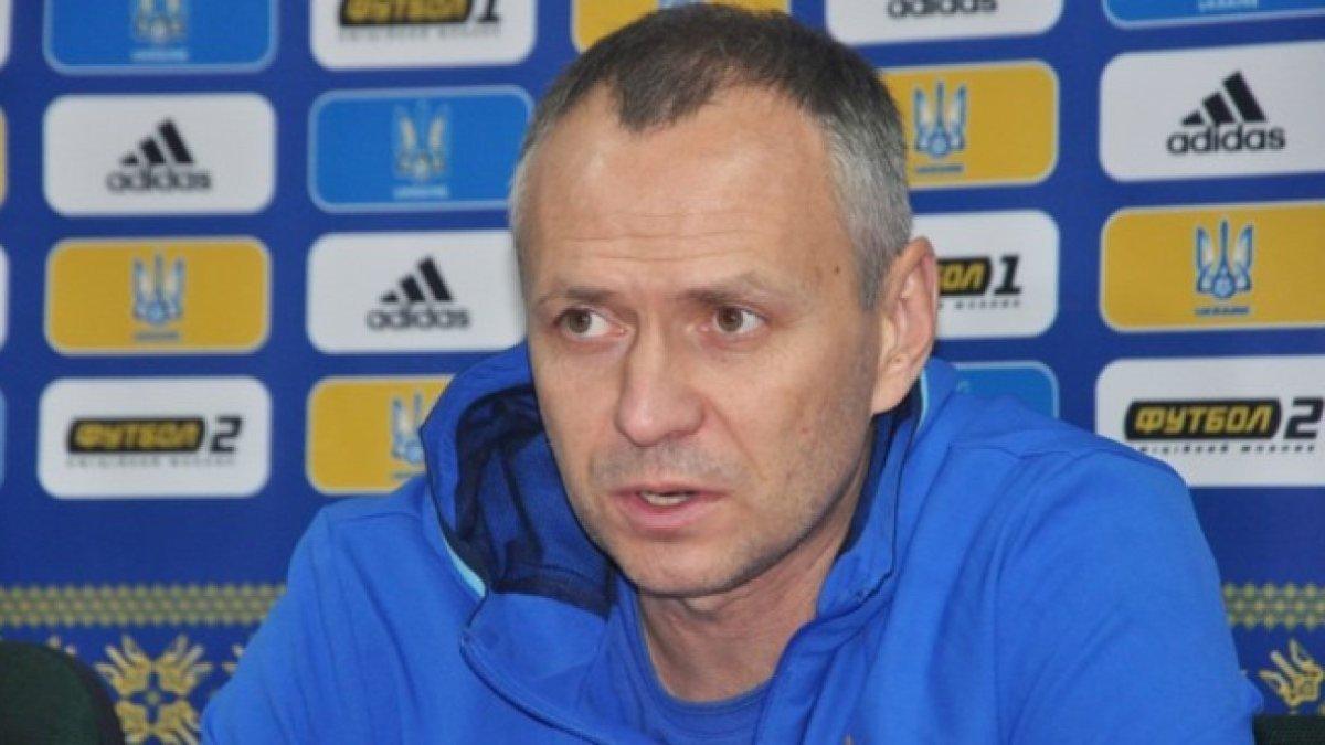 Головко объяснил, почему поддержал решение Суркиса назначить Луческу в Динамо