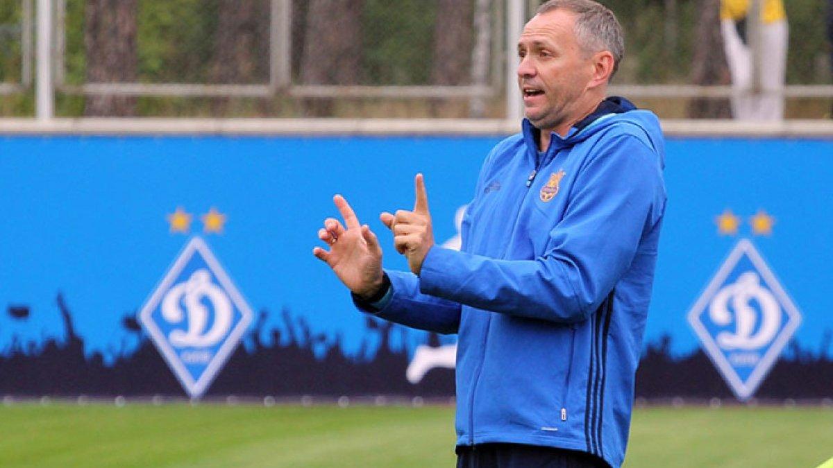 Головко: В разговоре с Суркисом мы затронули тему работы в Динамо