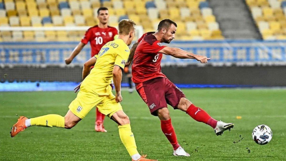Головні новини футболу 18 листопада: Україна ні з чим повернулася зі Швейцарії, визначилися фіналісти Ліги націй