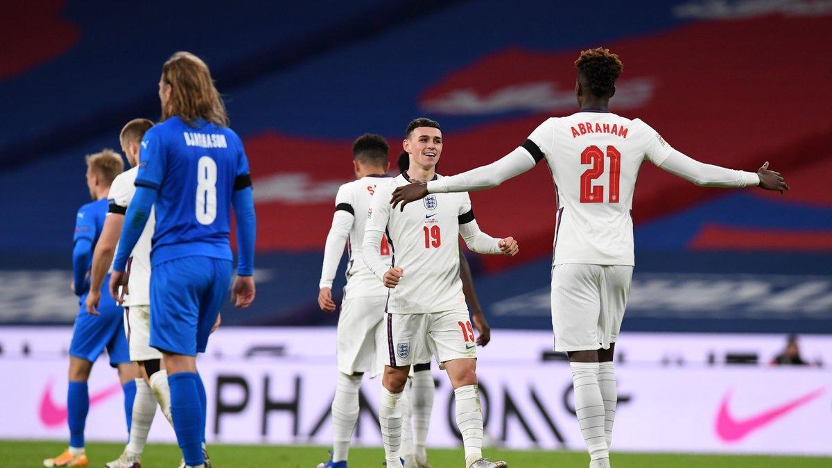 Англія – Ісландія – 4:0 – відео голів та огляд матчу