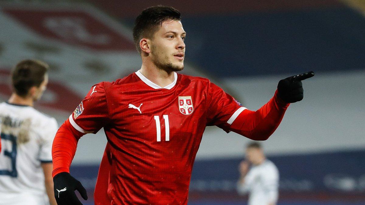 Йовіч сподівається, що розгром Росії стане першим кроком на шляху реанімації збірної Сербії