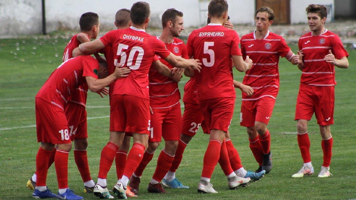 Друга ліга: Реал Фарма здолала Балкани в бойовому дербі Одещини