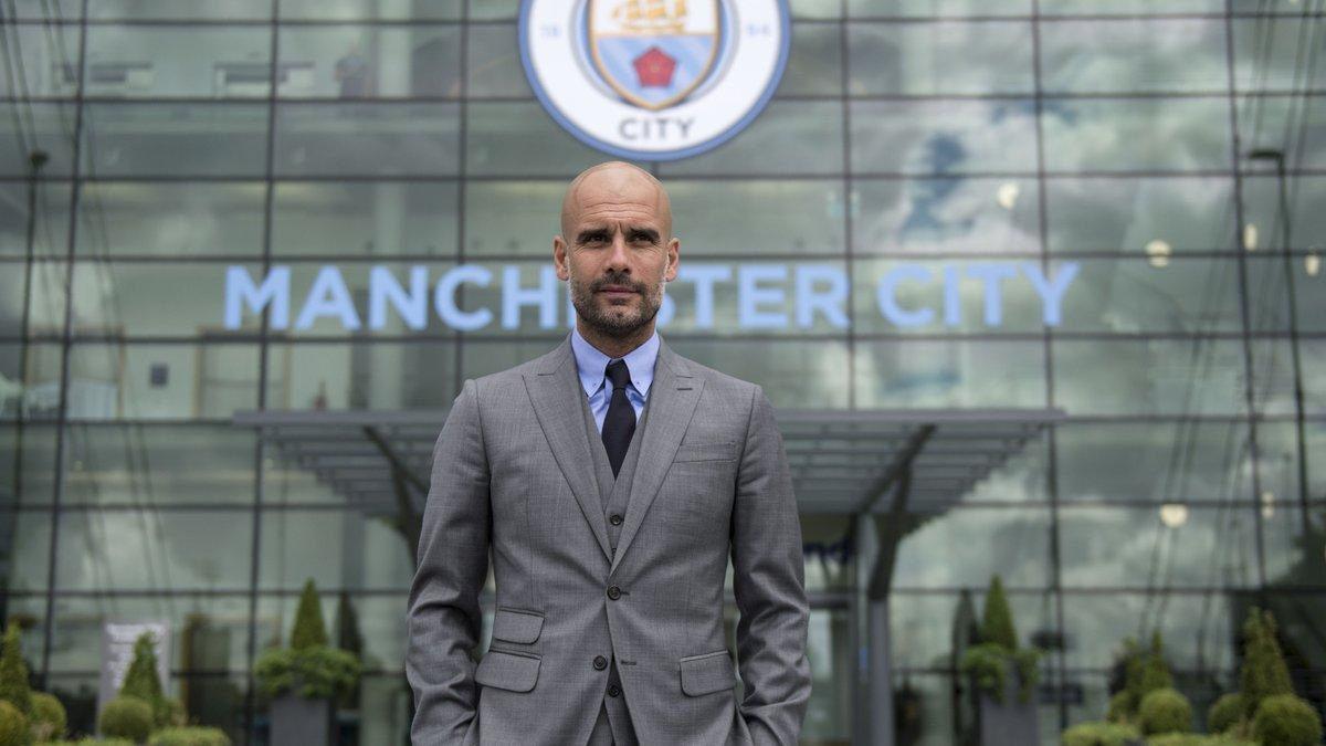 Гвардиола прокомментировал продление контракта с Манчестер Сити