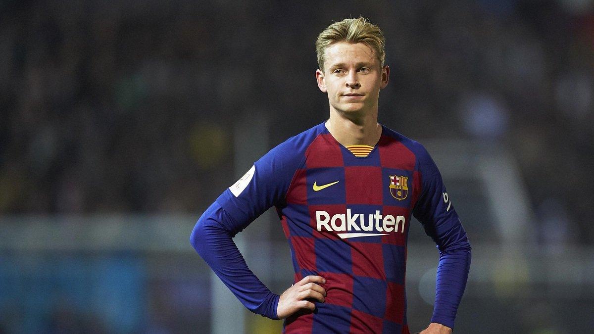 """""""Он начнет новую эру"""": Хави назвал футболиста, за которым будущее Барселоны"""