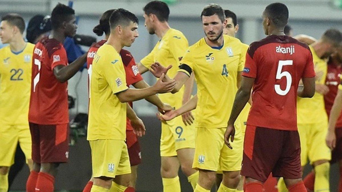 Швейцарія – Україна: УЄФА визначився з термінами розгляду справи про зірваний матч Ліги націй