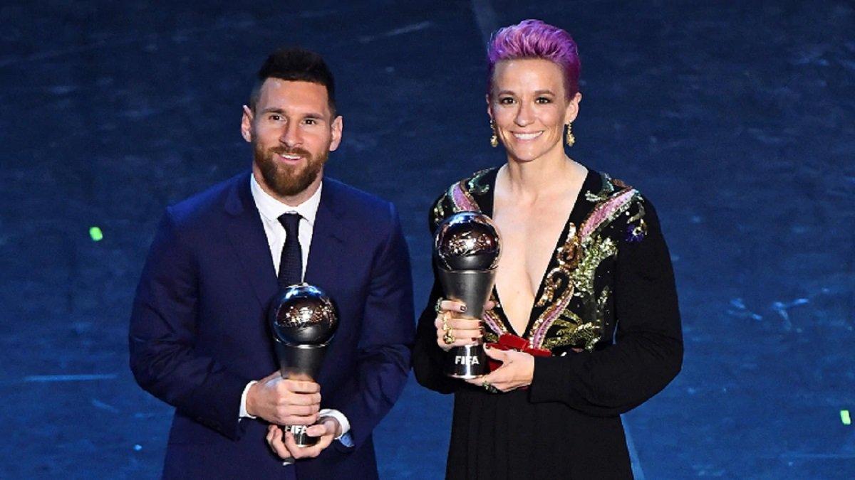 ФІФА оголосила дату і формат церемонії The Best-2020