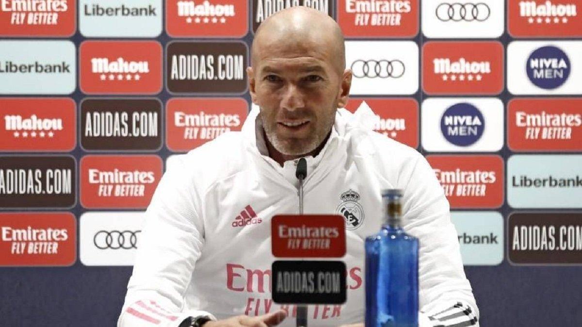 Зідан хоче, щоб Реал якомога швидше підписав новий контракт з Рамосом