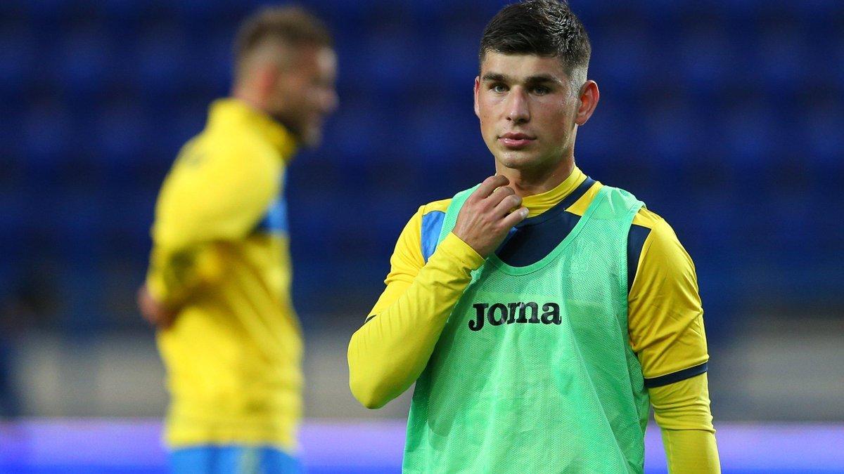 Малиновский почувствовал себя плохо сразу после приезда сборной Украины в Швейцарию, – Глывинский