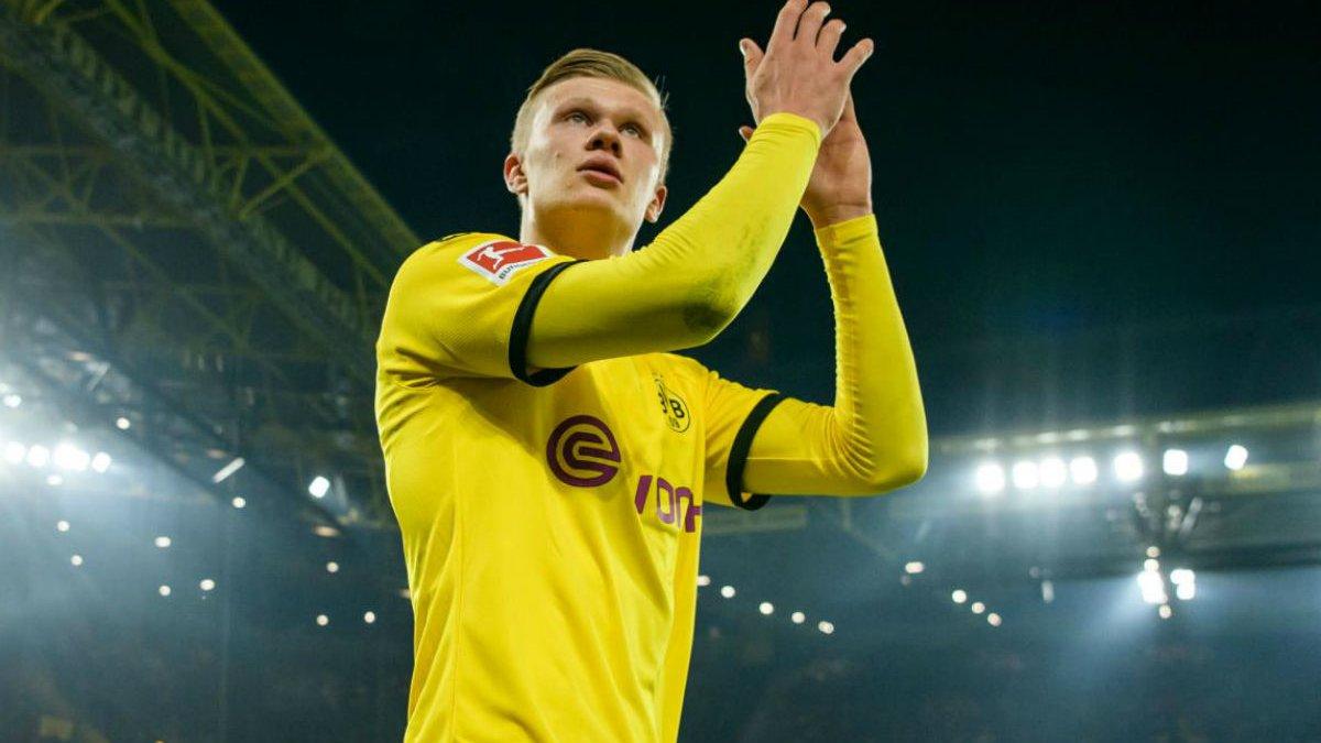 Холанд стал обладателем Golden Boy-2020