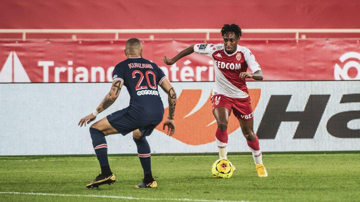 Монако – ПСЖ – 3:2 – відео голів та огляд матчу