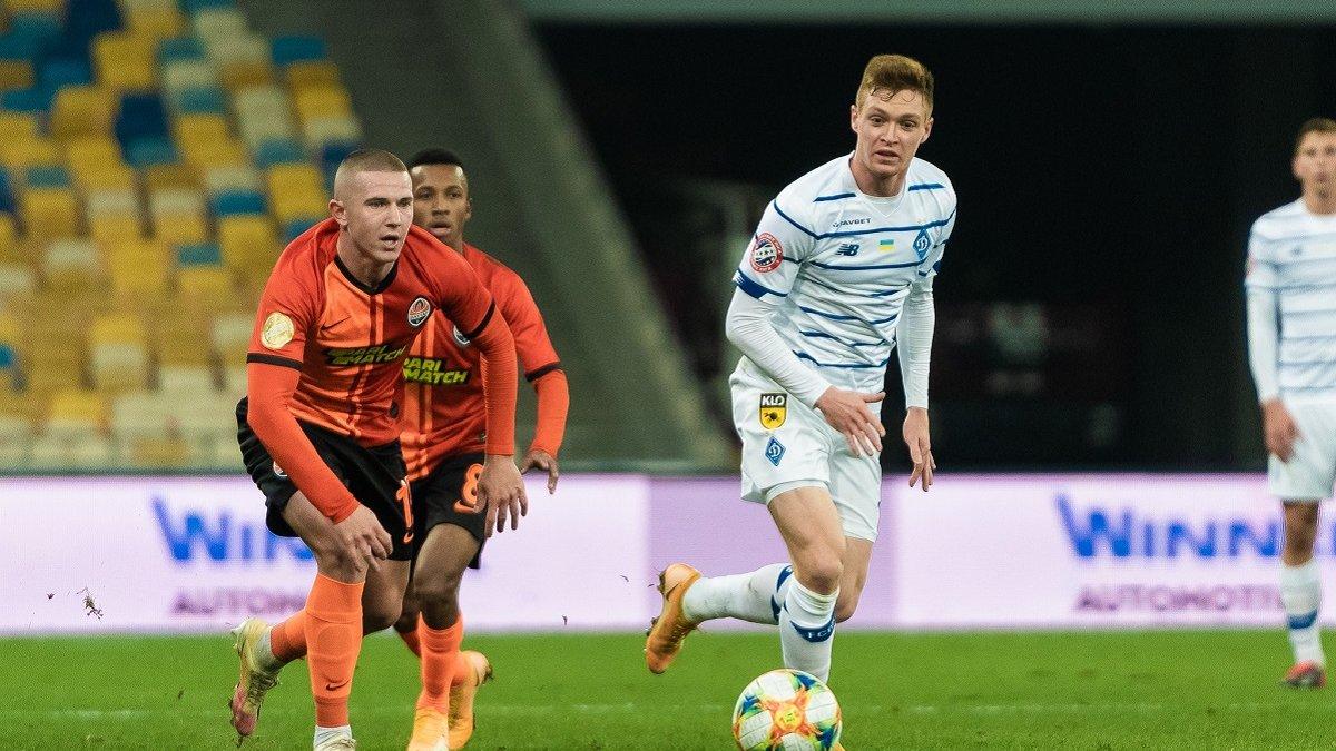 Селюк розкрив причини, які завадили Циганкову піти з Динамо влітку