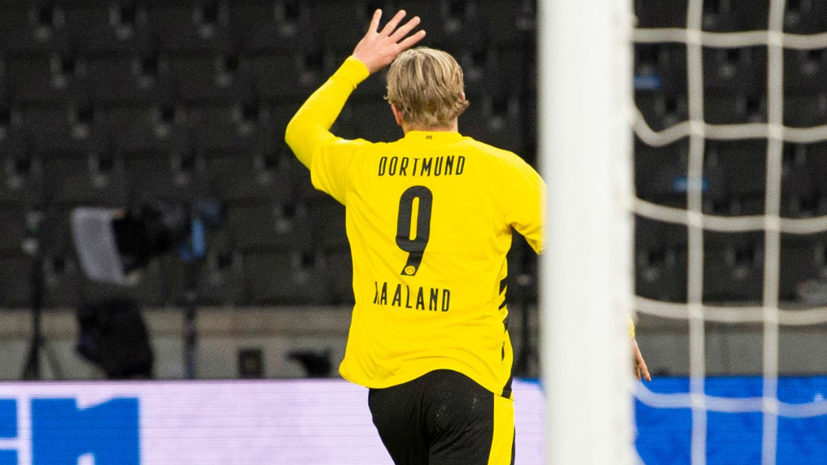 """""""Я забил лишь 4, ведь вы меня заменили"""": Холанд потроллил Фавра, который перепутал количество голов форварда Герте"""