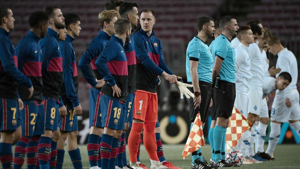 Динамо – Барселона: Мессі та Ко не тренуватимуться в Києві перед матчем ЛЧ – розклад перебування іспанців в Україні