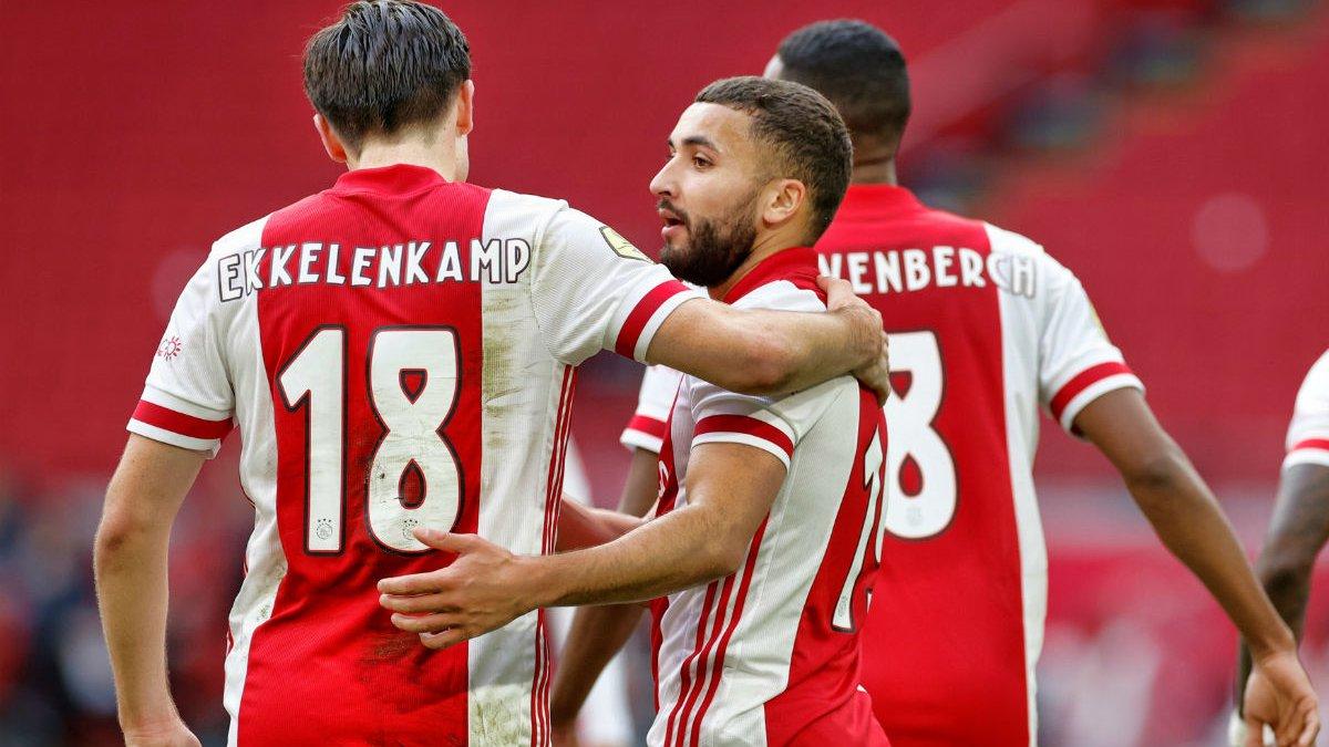 Аякс отгрузил сопернику 5 мячей и продолжает разрывать в Нидерландах – Нерес забил чудо-гол пушечным ударом