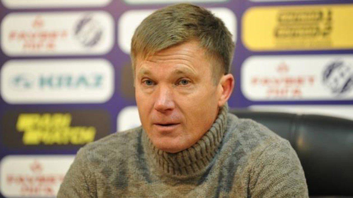 Максимов назвав кумедну причину розгромної перемоги Ворскли над Колосом