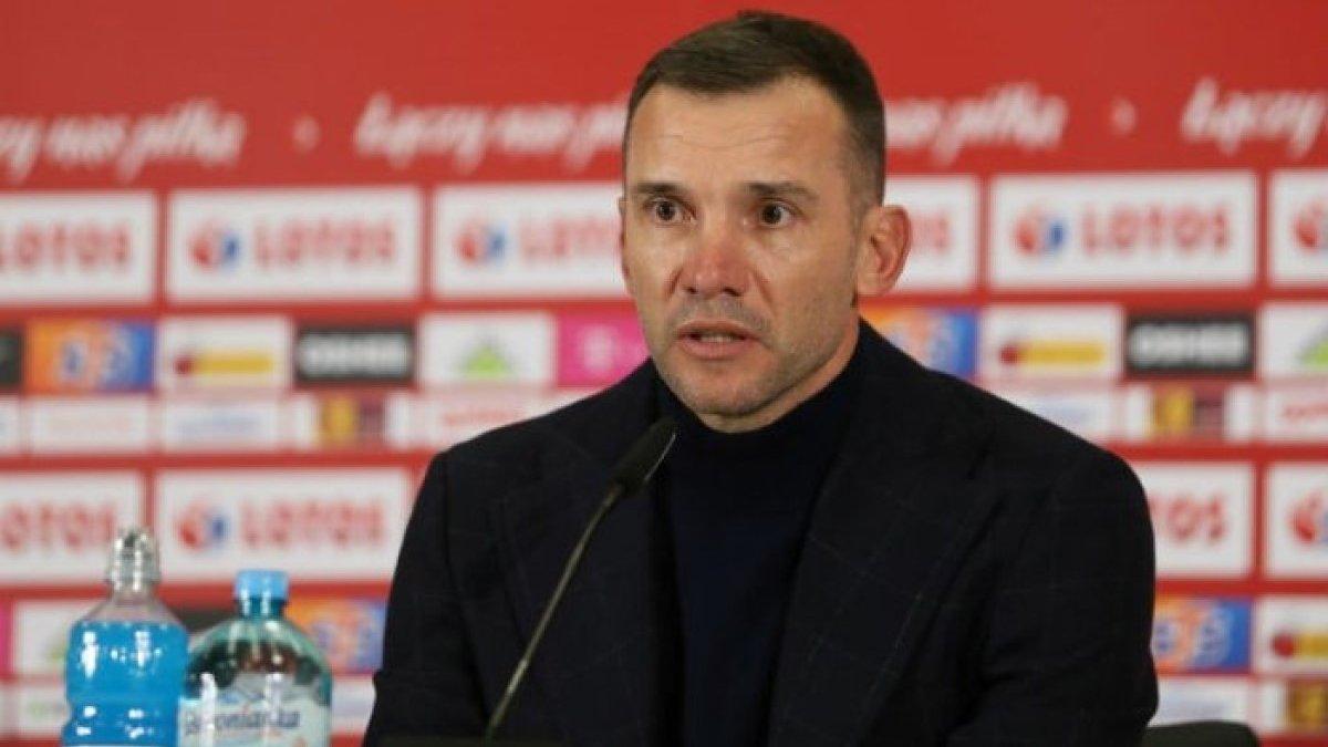 Шевченко: Сборная Украины заслужила, чтобы остаться в высшем дивизионе Лиги наций