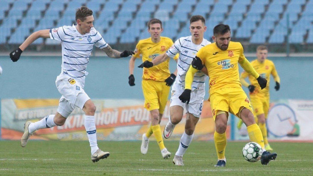 Метревелі назвав винуватця поразки Інгульця у матчі Динамо