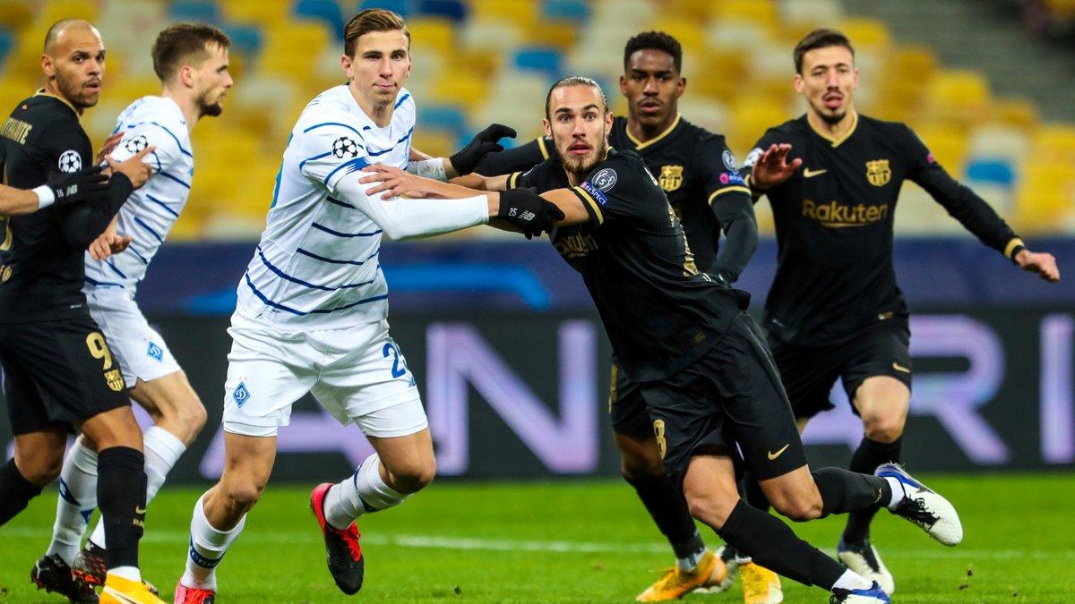 Динамо – Барселона – 0:4 – видео голов и обзор матча
