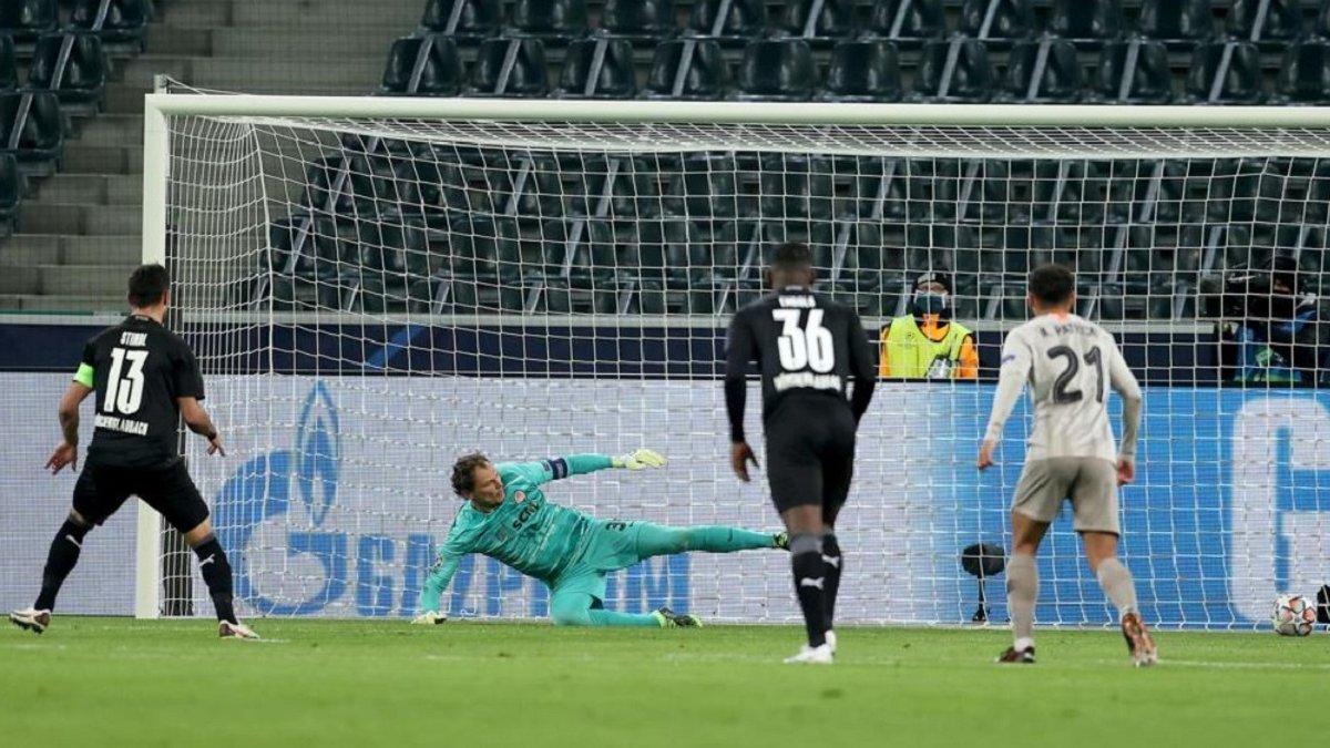 Боруссия М – Шахтер – 4:0 – видео голов и обзор матча