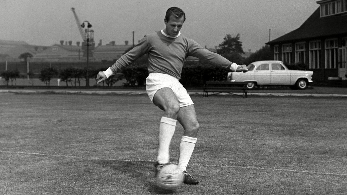 Помер колишній капітан Манчестер Юнайтед Сеттерс – він грав у Басбі та був соратником Чарльтона-старшого