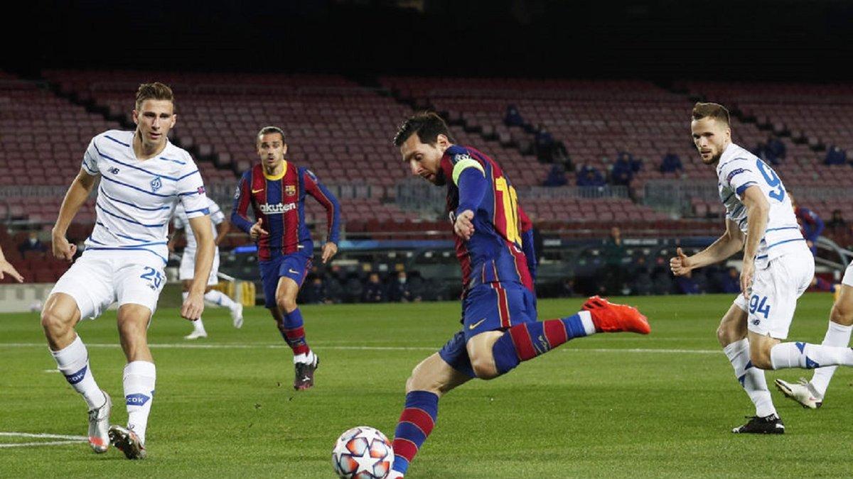 Динамо – Барселона: екс-гравець киян вказав на слабкі місця іспанського гранда