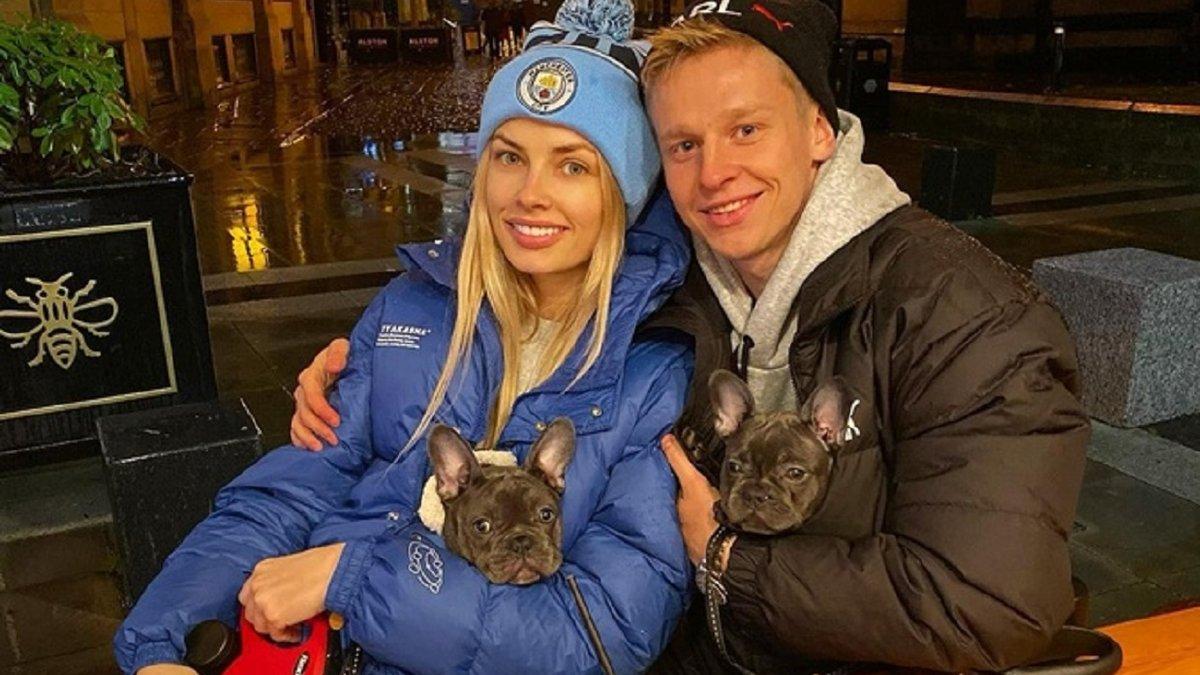 Зинченко с женой покоряли Манчестер на самокатах – яркое фото