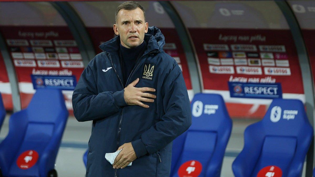 Шевченко станет самым молодым тренером на Евро-2020, преемник Луческу – самым возрастным