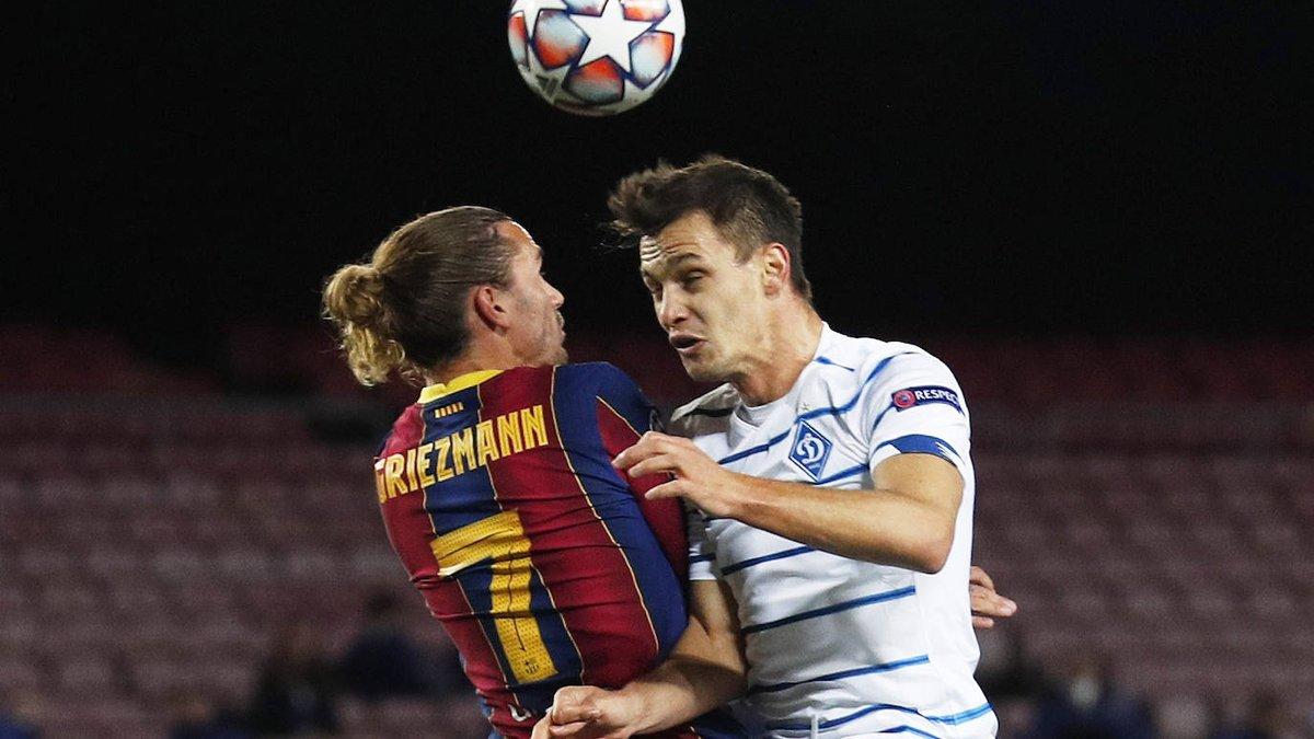 Динамо– Барселона: стартовые составы и онлайн-трансляция матча ЛЧ – Куман и Луческу удивили