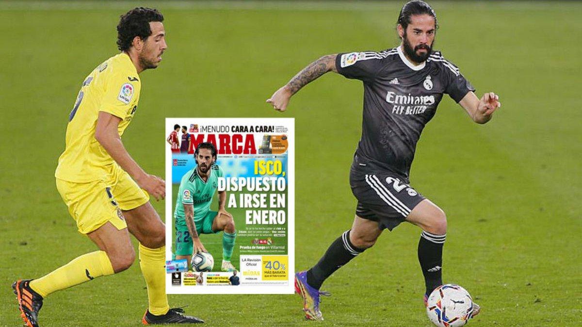 Іско готовий покинути Іспанію – батько гравця Реала розкрив плани