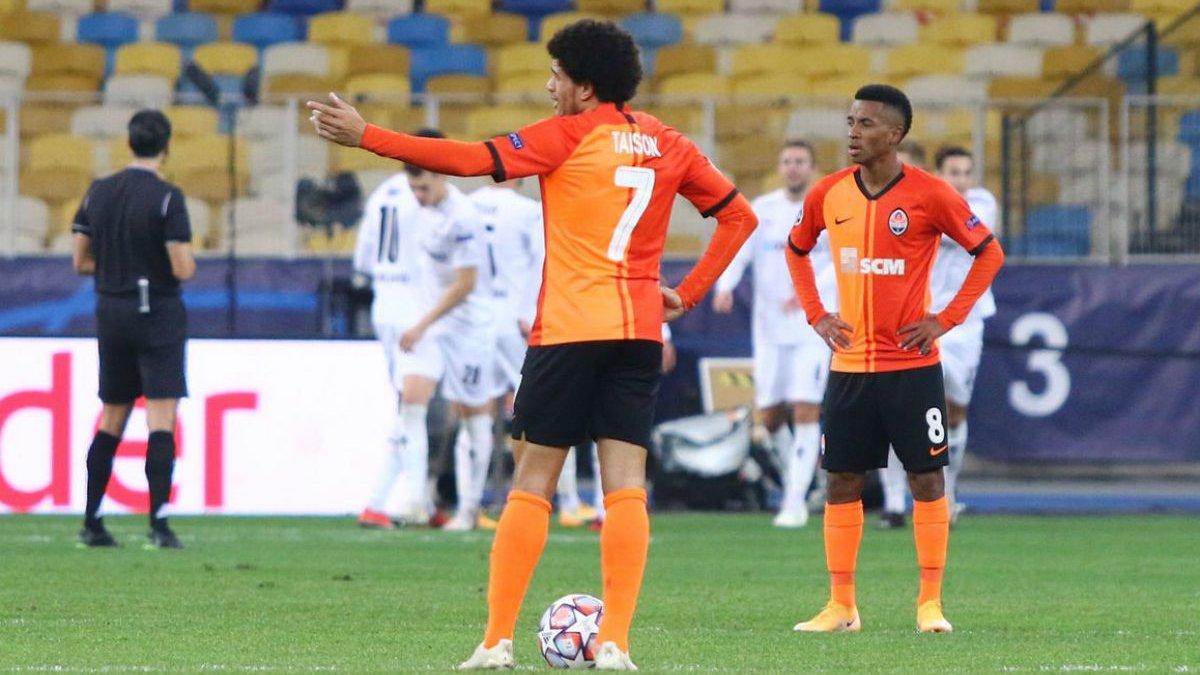 Шахтар оголосив заявку на матч ЛЧ проти Борусії М – є кілька втрат