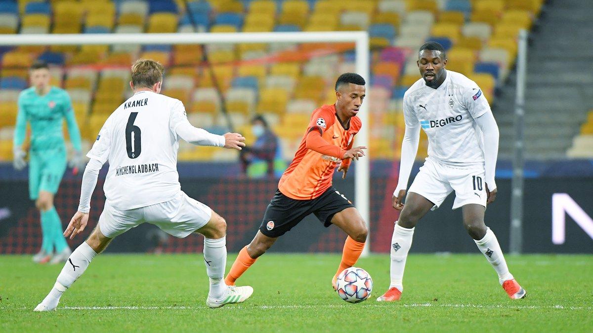 Борусія Менхенгладбах – Шахтар: прогноз на матч Ліги чемпіонів