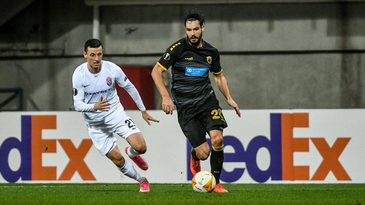 АЕК – Зоря: анонс матчу Ліги Європи