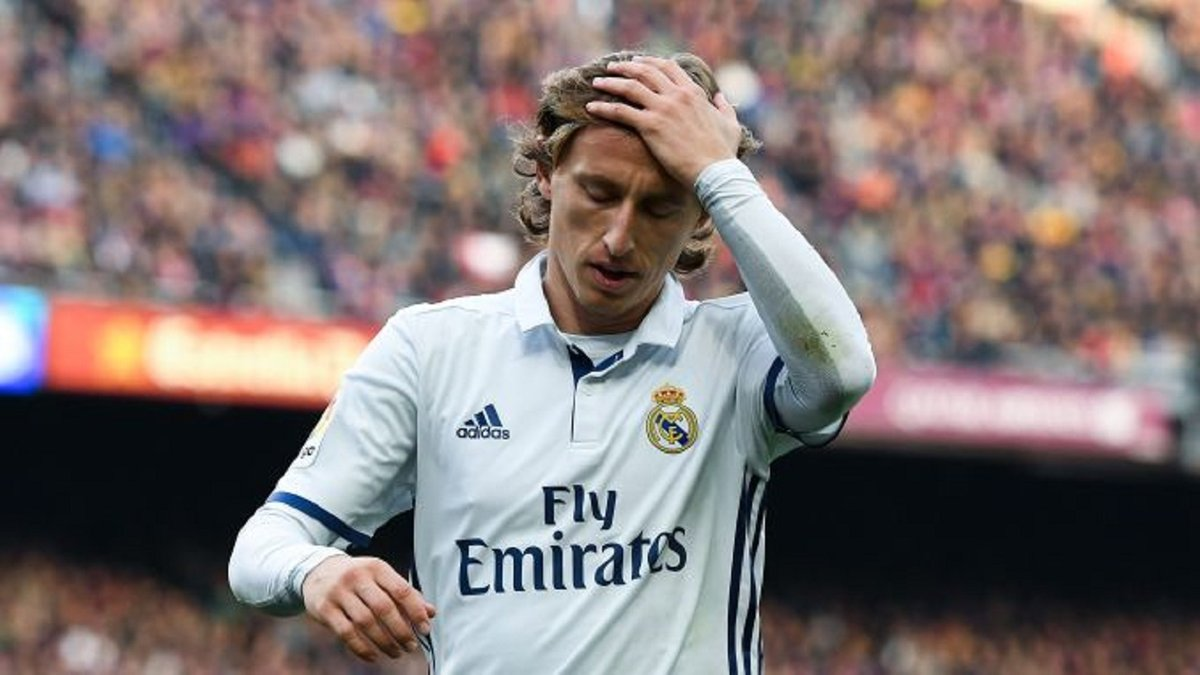 Модрич назвал факторы, которых не хватает Реалу в нынешнем сезоне