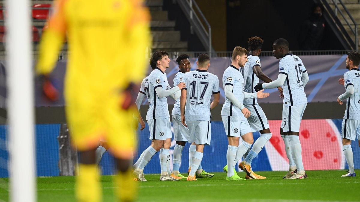 Лига чемпионов: Челси и Севилья одержали валидольные победы и стали первыми участниками 1/8 финала