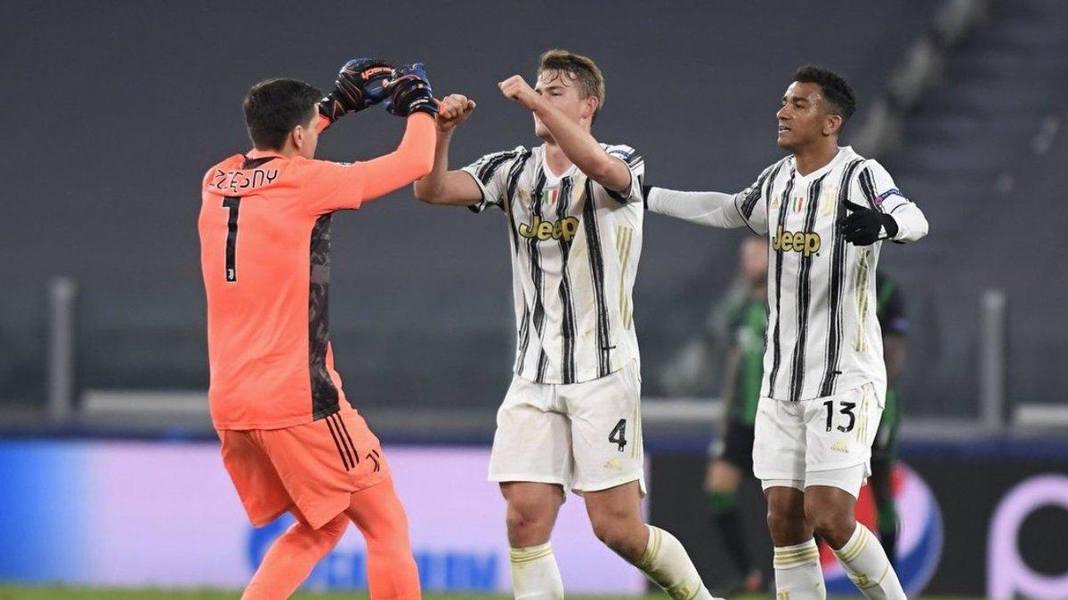Ювентус впервые в своей 123-летней истории вышел на матч без единого итальянца в защите или на воротах