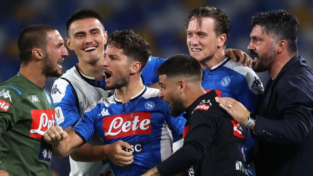 Игроки Наполи не получают зарплату с начала сезона – ситуация вызвала конфликт между командой и Гаттузо