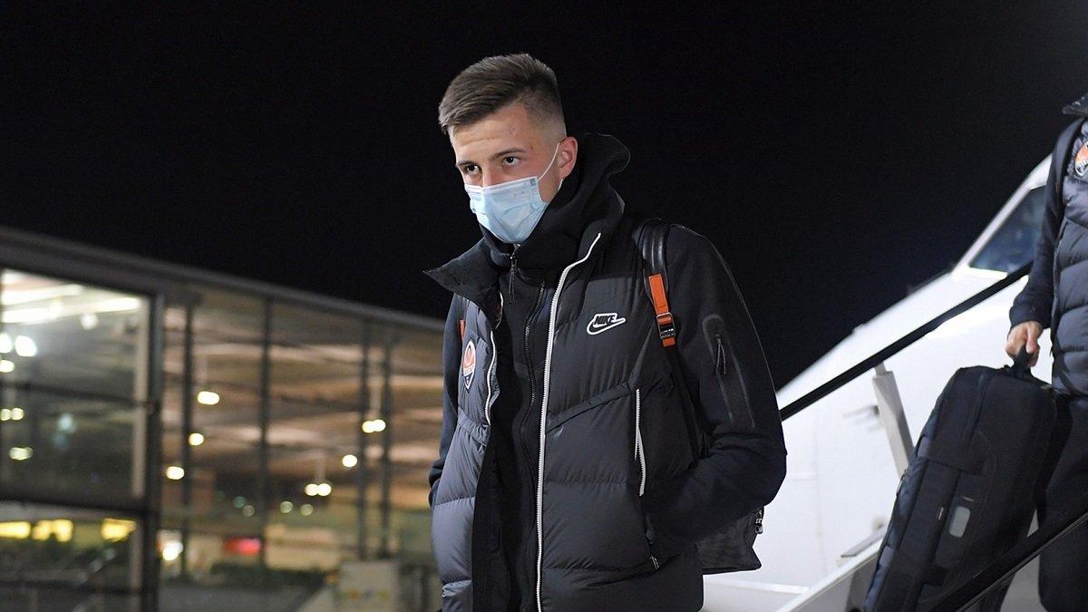 Трубин: Хочу, чтобы сборная Украины сыграла на Донбасс Арене