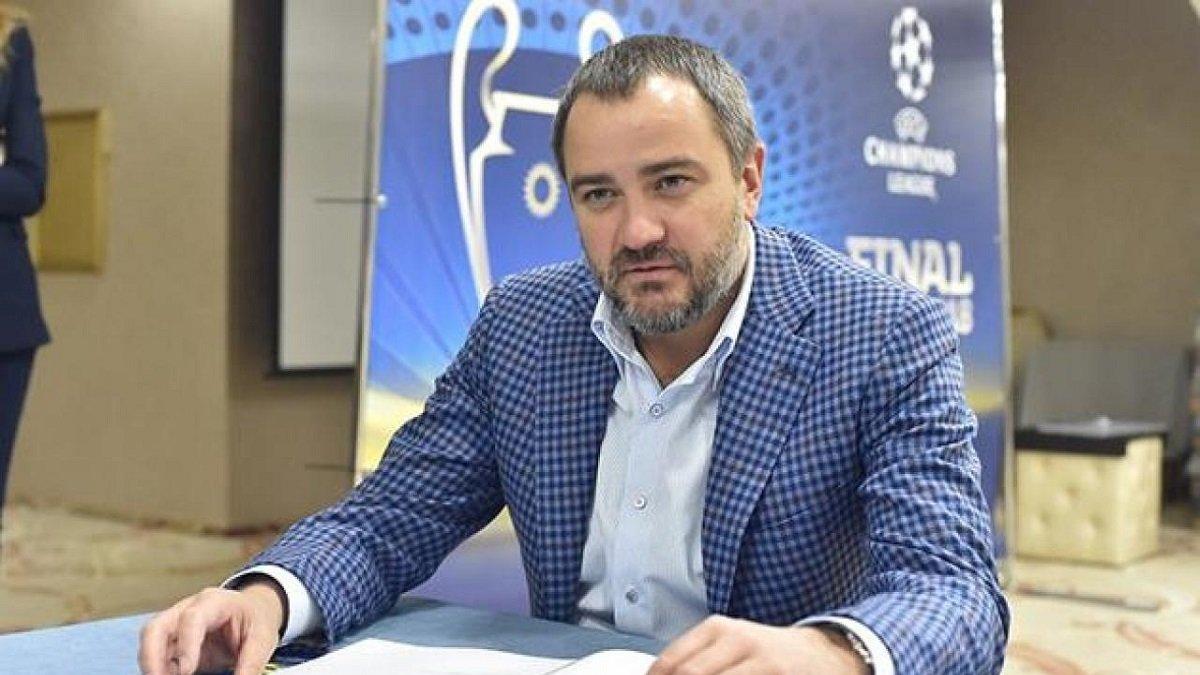 Павелко предложит изменения в протоколе УЕФА из-за технического поражения Украины