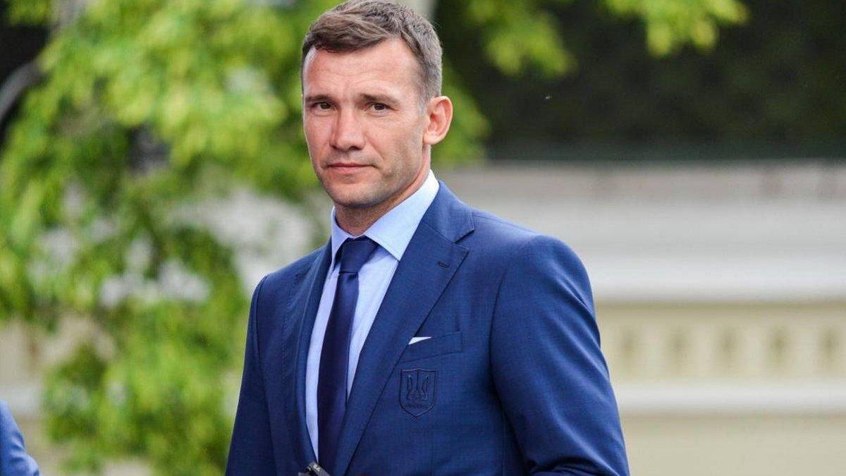 Шевченко: Я не буду комментировать решение УЕФА