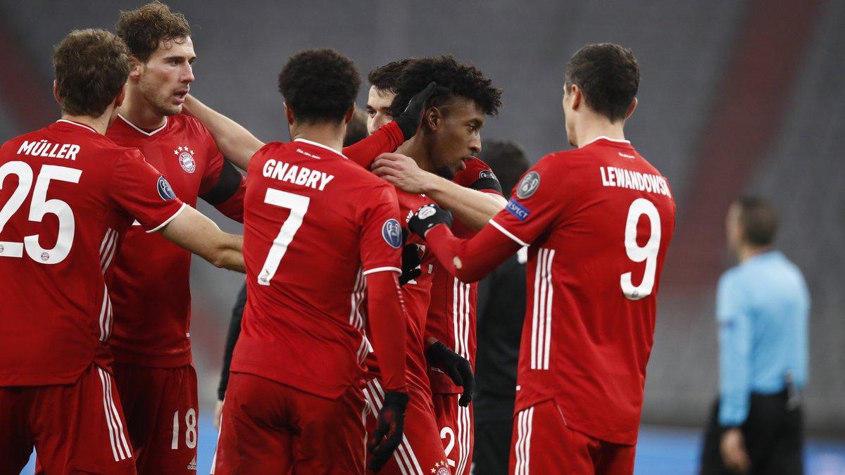 Ліга чемпіонів: Баварія вийшла у плей-офф, Ліверпуль вдома програв Аталанті, Атлетіко знову подарував очко росіянам