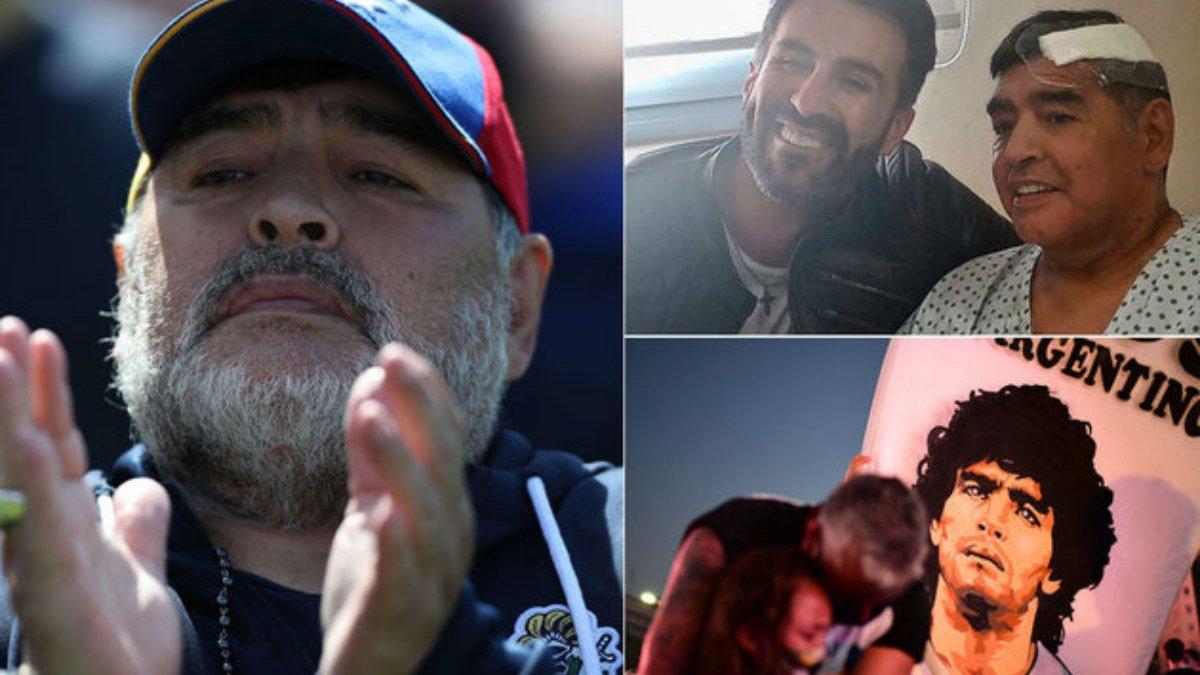 Смерть Марадони: стали відомі останні слова легендарного футболіста