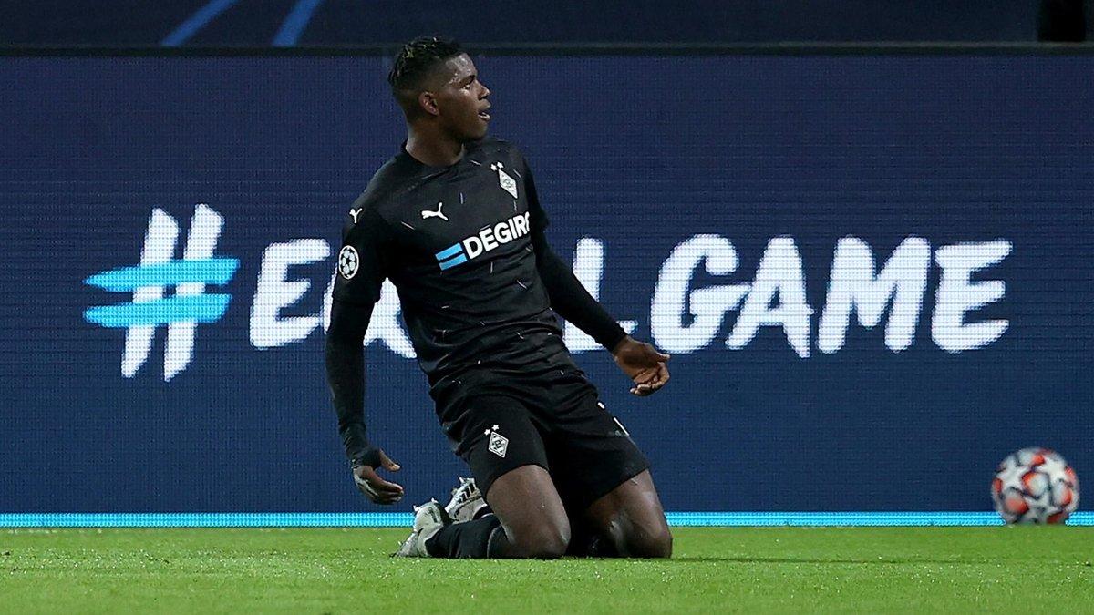 Эмболо признался, что партнеры затроллили его после шедеврального гола в ворота Шахтера