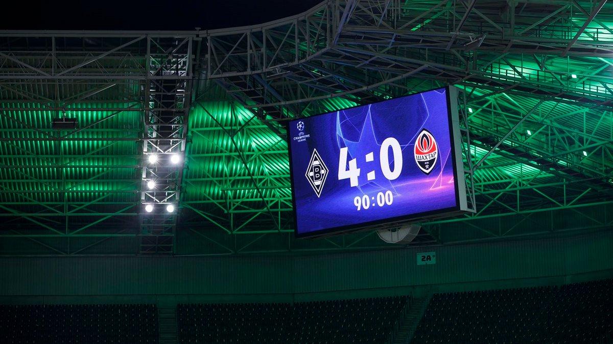 Борусія М – Шахтар – 10:0: чемодани Каштру і сумнівні біляші українського футболу
